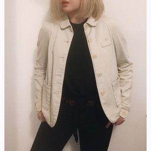Lacoste Khaki Jacket
